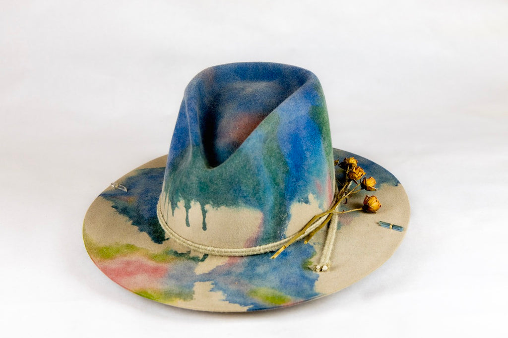 Psychedelic Eight SOLD - BKMC | The Brooklyn Millinery Company