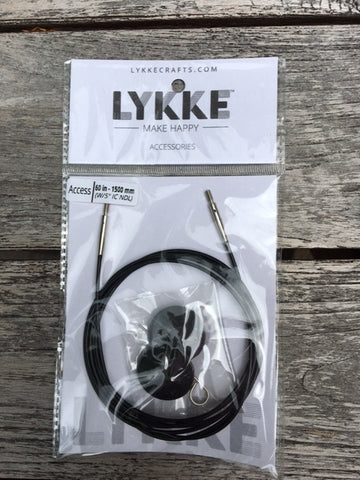 Lykke cords | 5-inch interchangeable set