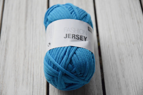 Fashion Jersey | Azure