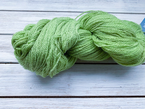 BFL 2/8 - Moss | Fleece Artist