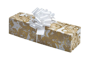 "Single Wine (Size: 13.25"" x 3.5"" x 3.5"") - ReadyWrapGiftBox.Com"