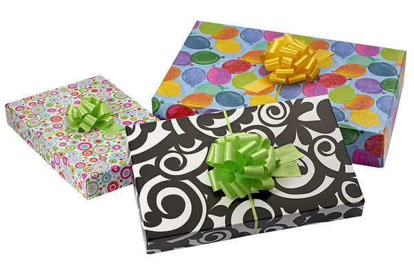 3 Pack L,M,S Apparel - ReadyWrapGiftBox.Com