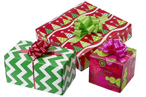 6 Pack Gift Set - ReadyWrapGiftBox.Com