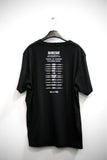 SONIC DICIPLINE T-SHIRT - BLACK