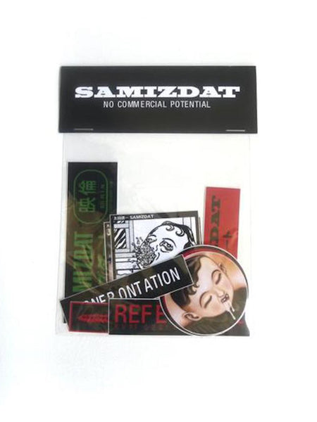 SM050 SAMIZDAT STICKERS