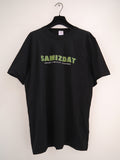 SM090 LOGO T-SHIRT - BLACK