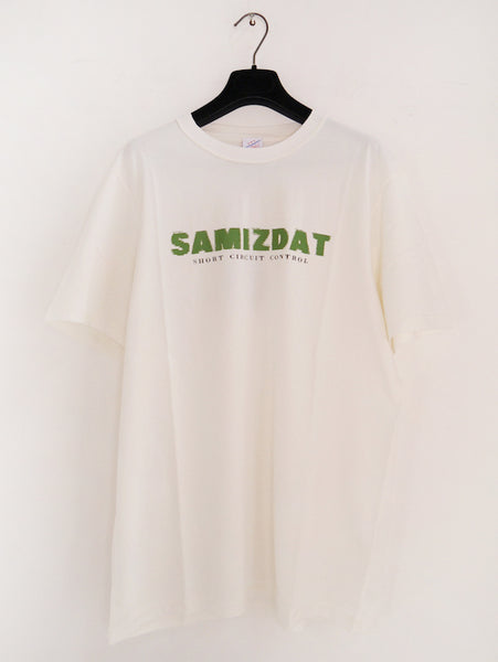 SM090 LOGO T-SHIRT - OFF WHITE