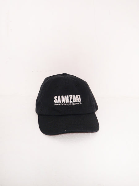 SM107 SHORT CIRCUIT CAP - BLACK/OFF WHITE