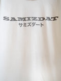 SM030 LOGO T-SHIRT - WHITE
