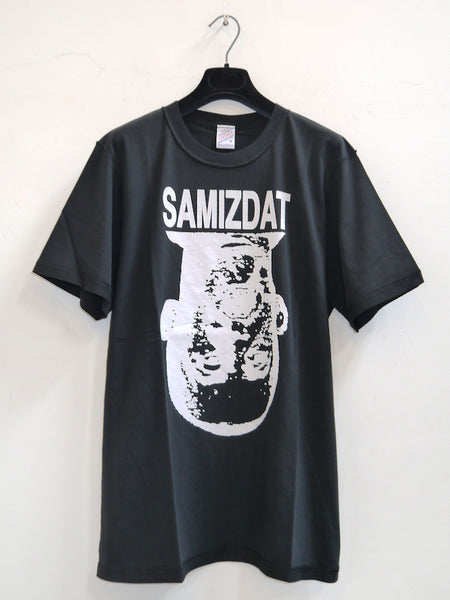SM062 FACE T-SHIRT - BLACK