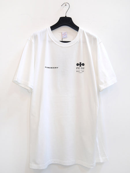 SM031 ALBUM T-SHIRT - WHITE