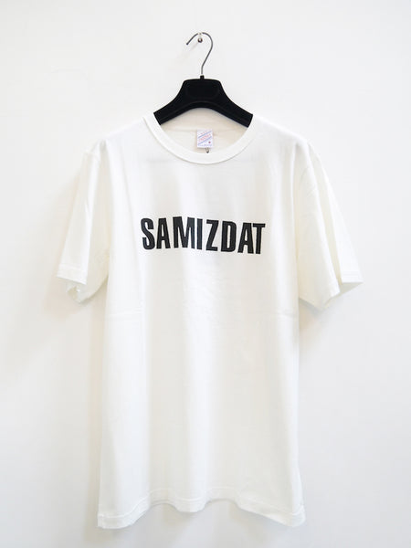 SM005 LOGO T-SHIRT - OFF WHITE