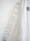 SM035 REFERENCE II LONGSLEEVE T-SHIRT - OFF WHITE