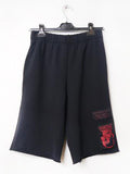 SM073 SWEATSHORTS - BLACK