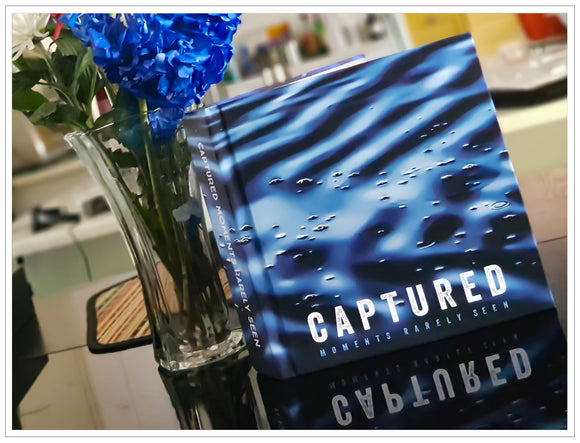 Captured Moments Rarely Seen - Premium Lay-Flat Coffee Table Book (90 pages)
