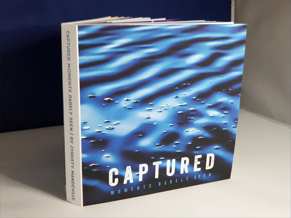 PRE-ORDER - Captured Moments Rarely Seen - Softcover Lay-Flat Book (v2)