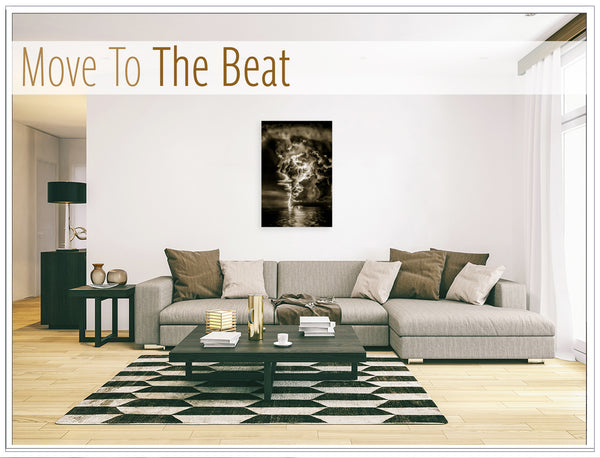 """Move to the Beat"" Acrylic Print"