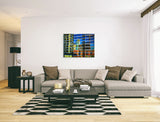 Signature Reflections ~ Original on LARGE Canvas (30x40) Landscape Florida Cityscape