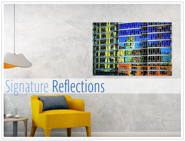 """Signature Reflections"" -  Acrylic Print"