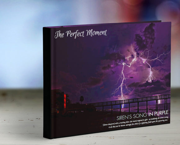 The Perfect Moment Coffee Table Book
