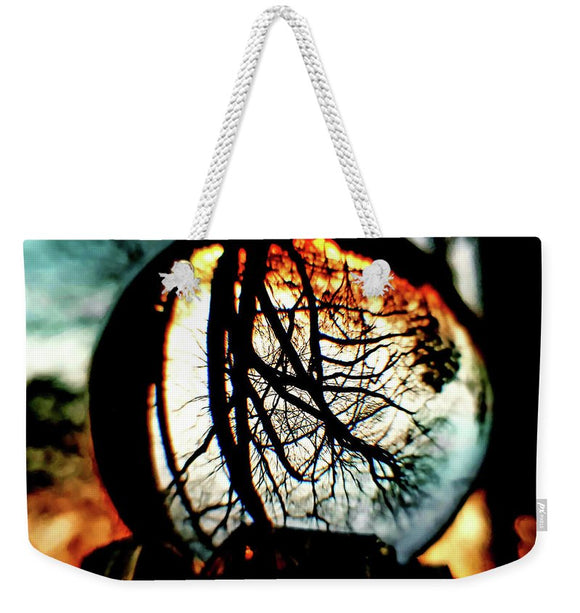 Fire In The Sky - Weekender Tote Bag
