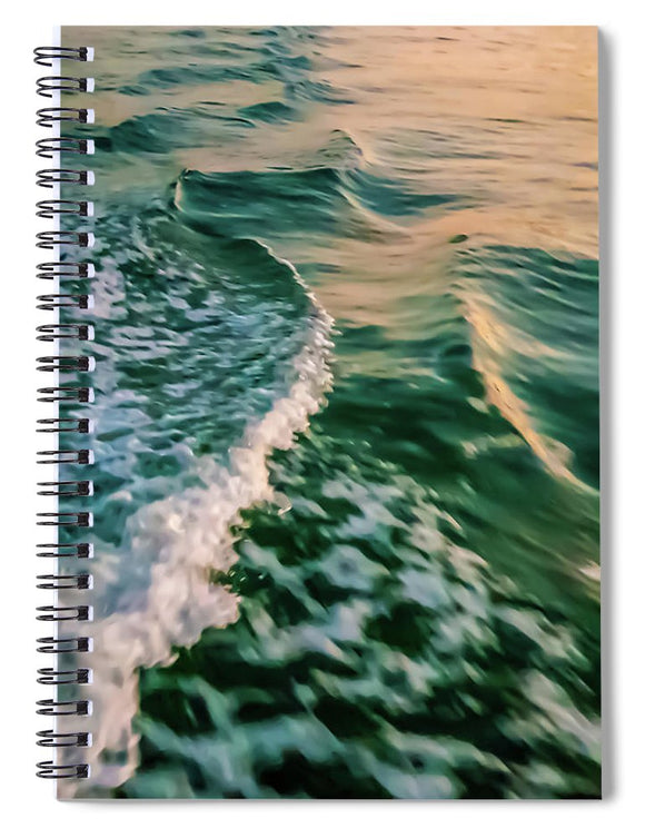 Wake Effect - Spiral Notebook