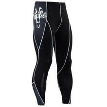 Load image into Gallery viewer, Mens 3D Compression Leggings