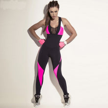 Load image into Gallery viewer, Women's Fitness Body Jumpsuit Jumpsuits Fit Gear Online Fit Gear Online Free Shipping Free Shipping
