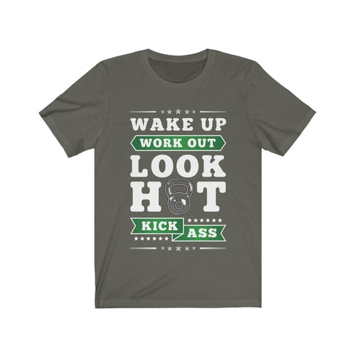 Wake Up Work Out T-Shirt