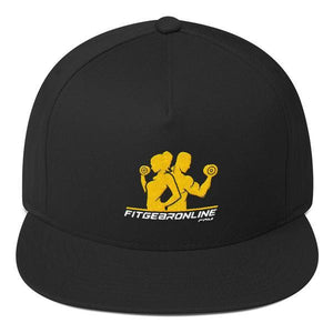 Fit Gear Online Flat Bill Cap (Click for more colors)