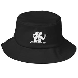 Fit Gear Online Old School Bucket Hat (Click for more colors)