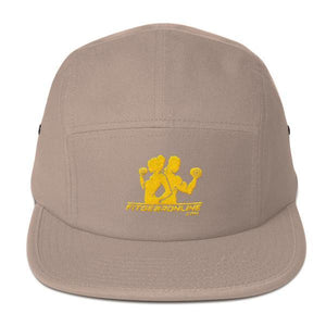Fit Gear Online 5 Panel Cap (Click for more colors)