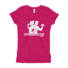 Load image into Gallery viewer, Fit Gear Online Girl's T-Shirt