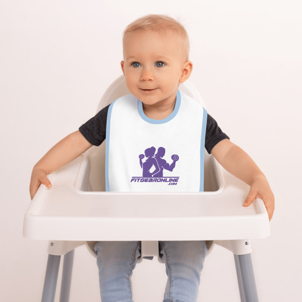 Fit Gear Online Baby Bib