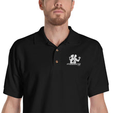 Load image into Gallery viewer, Fit Gear Online Embroidered Polo Shirt