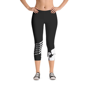 Fit Gear Online Capri Leggings