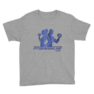 Fit Gear Online Kids Short Sleeve T-Shirt
