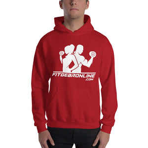 Classic Fit Gear Online Hoodie