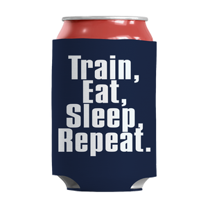Limited Edition - Train,Eat,Sleep, Repeat Can Wraps slingly fitness Fit Gear Online Free Shipping Free Shipping