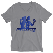 Load image into Gallery viewer, Fit Gear Online Womens V Neck Shirt