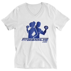 Fit Gear Online Womens V Neck Shirt