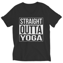 Load image into Gallery viewer, Straight Outta Yoga Tshirt