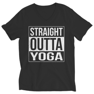 Straight Outta Yoga Tshirt