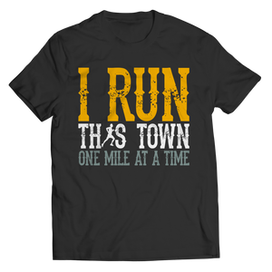 Run This Town T-shirt