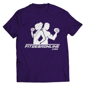 Fit Gear Online Original Tshirt (Click for more colors)