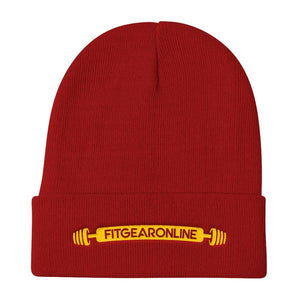 Fit Gear Online Designer Beanie (Click for more colors)