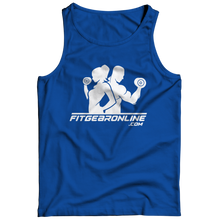 Load image into Gallery viewer, Fit Gear Online Tank Top (Click for more colors)