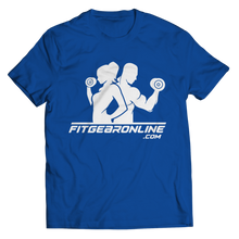 Load image into Gallery viewer, Fit Gear Online Original Tshirt (Click for more colors)