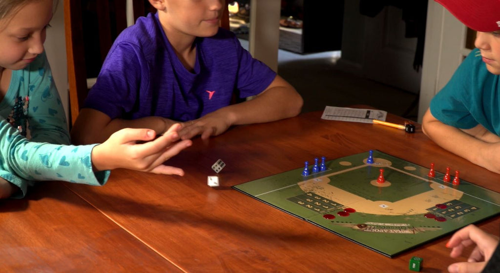 What About Baseball Board Game
