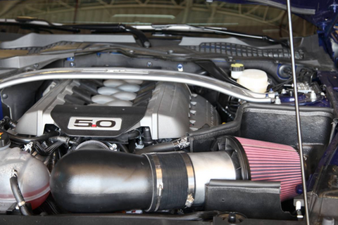 How to install s550 PMAS Intake Step 21